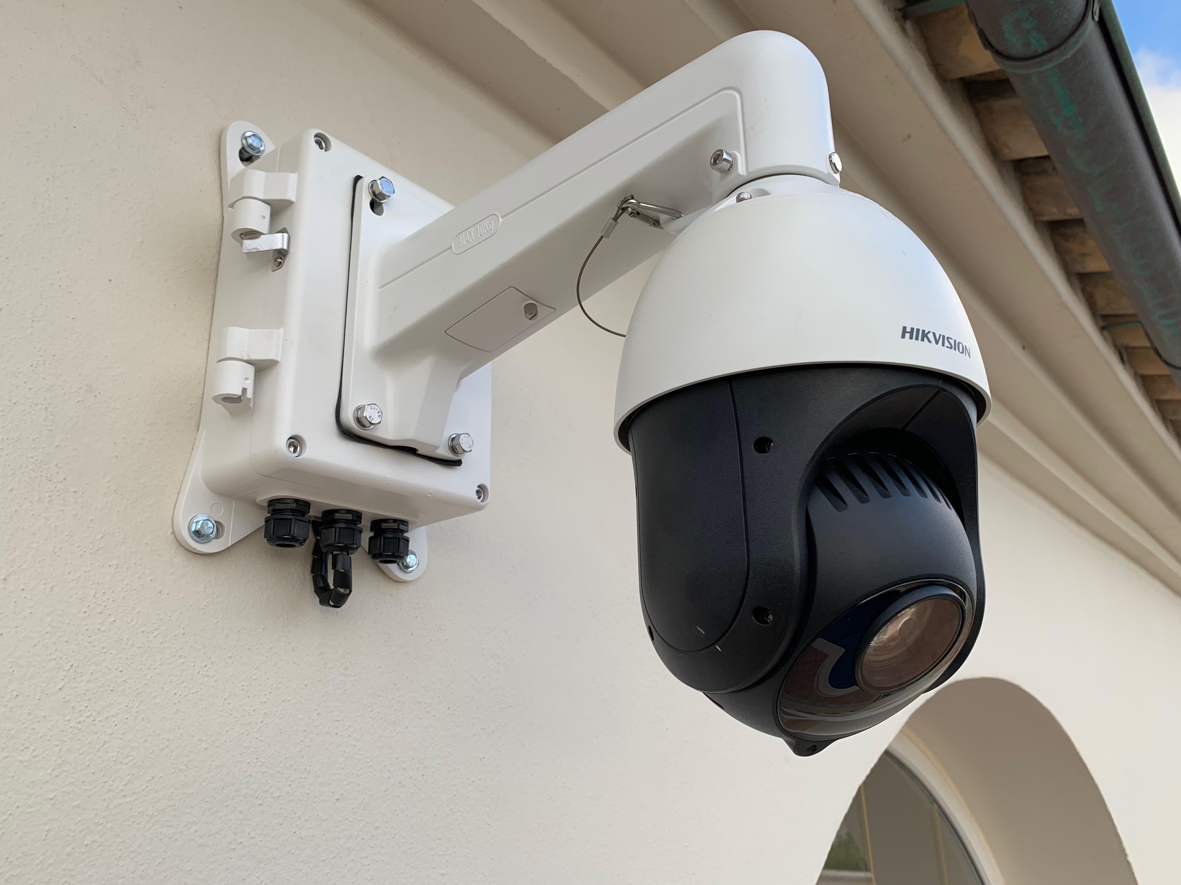 Hitvision Schwenkbare Kamera